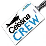Flying Academy Cessna Tag